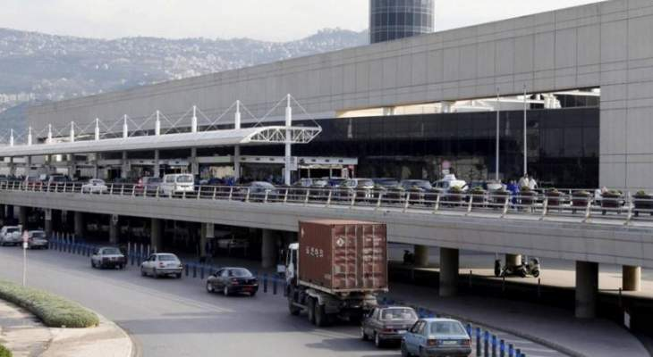 وصول الدفعة الأولى من السياح اللبنانيين من شرم الشيخ