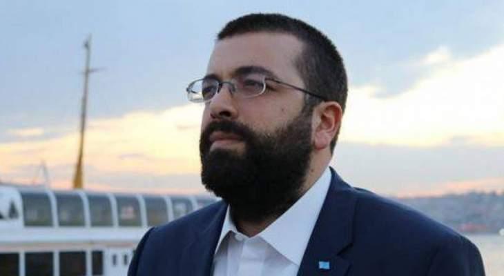 أحمد الحريري: نريد موازنة لأننا نطالب بالإصلاح ومحاربة الفساد