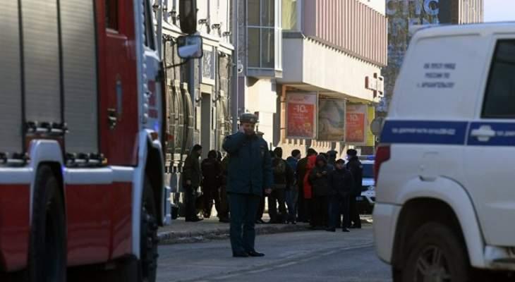 لجنة التحقيق الروسية: التفجير في مديرية الأمن الفيدرالي عمل إرهابي