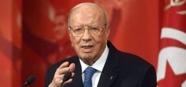 السبسي: تونس في مقدمة الدول التي تعمل لتقوية الأوضاع في إفريقيا