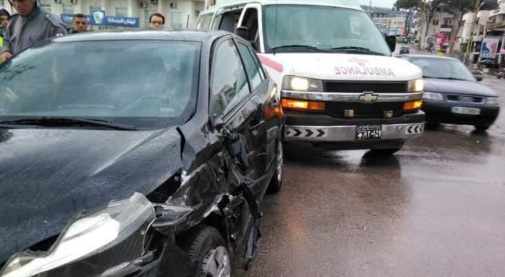 الدفاع المدني: جريح اثر حادث سير في جعيتا