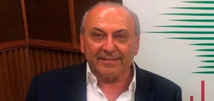 نصار: لبنان لا يحتمل أن يشكل النازحون ثلث سكانه ولا بد من عودتهم لبلدهم