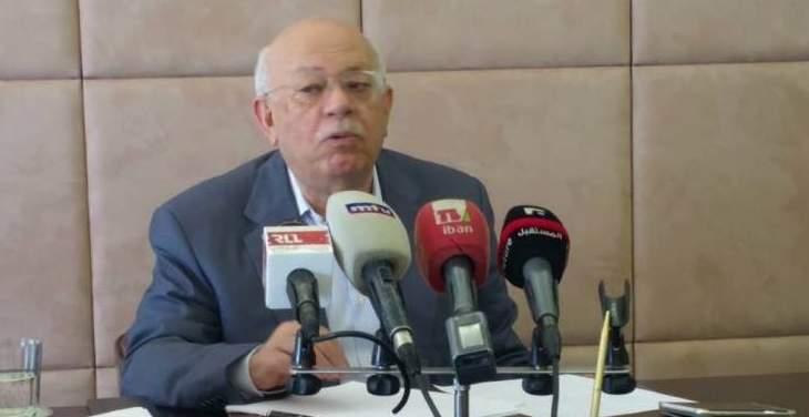 درباس: وزارة الشؤون الإجتماعية مسؤولة دون سواها عن ملف اللاجئين
