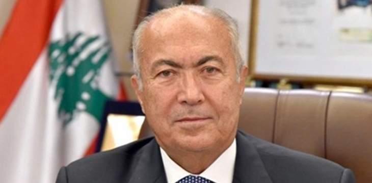 مخزومي: حزب الحوار يقف إلى جانب اللبنانيين في الإضراب العام غدا