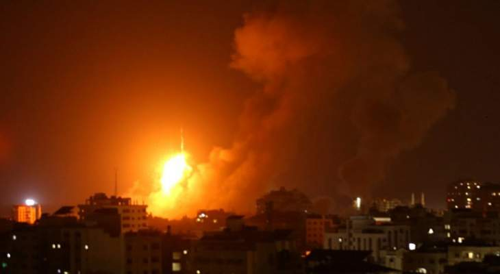 الصحة الفلسطينية: إصابة إثنين جراء القصف الإسرائيلي لمنزلهما في رفح