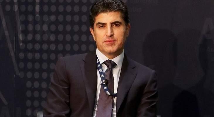 رئيس حكومة إقليم كردستان العراق: مستعدون لبدء المحادثات مع بغداد