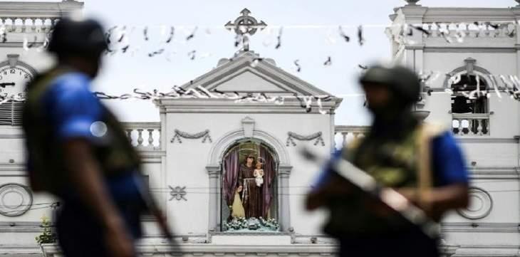 توقيف أحد أتباع المتهمين بتفجيرات عيد الفصح بسريلانكا في الهند
