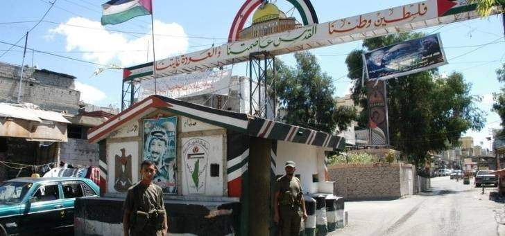 مصدر عسكري للـNBN:الجيش اتخذ إجراءات لتسهيل حركة انتقال سكان عين الحلوة