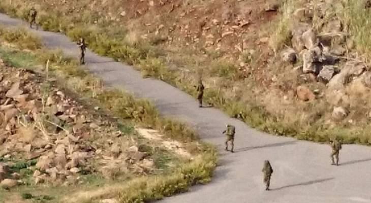 النشرة: دورية اسرائيلية خرقت الخط الازرق عند مجرى الوزاني ودخلت الى أحد المنتزهات