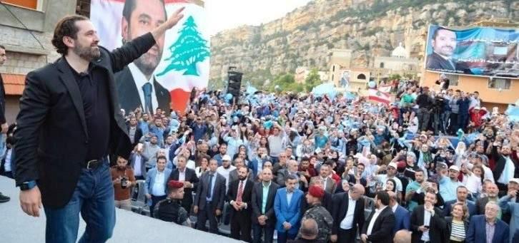 ترقب زيارة للحريري الى طرابلس لشد عصب الناخبين