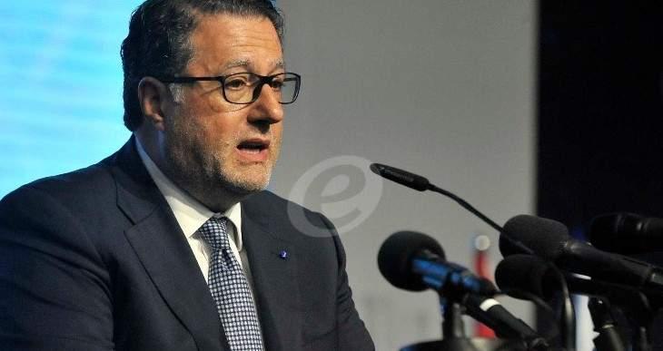 محمد شقير في القمة العربية: نتطلع لتحقيق أهدافنا مع الأشقاء العرب