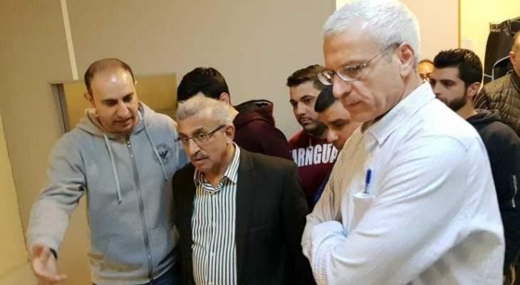 سعد: على وزارة الصحة أخذ اجراءات سريعة من أجل انقاذ مستشفى صيدا