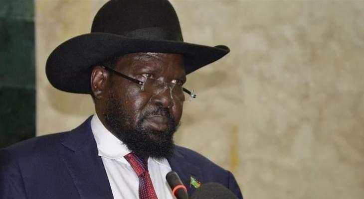 سلفاكير: السلام بات حقيقة واقعية بجنوب السودان
