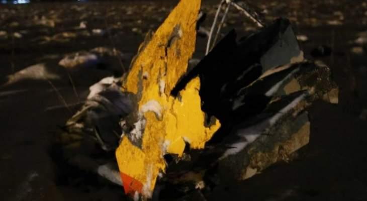 موظفو الطوارئ الروسية عثروا على 4139 قطعة من حطام الطائرة الروسية المنكوبة