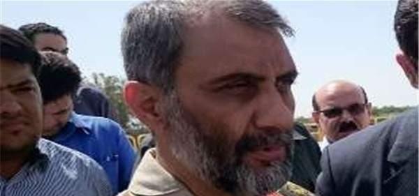قائد حرس حدود ايران: ارتفاع مستوى التعاون والتنسيق الحدودي مع باكستان وتركيا