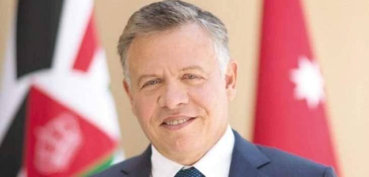 ملك الأردن إلى السعودية للقاء الملك والمشاركة في منتدى الاستثمار