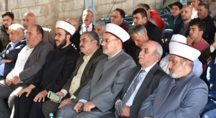 الكردي ممثلا دريان: مكافحة الفساد بتعزيز الأخلاق والقيم عند الناس
