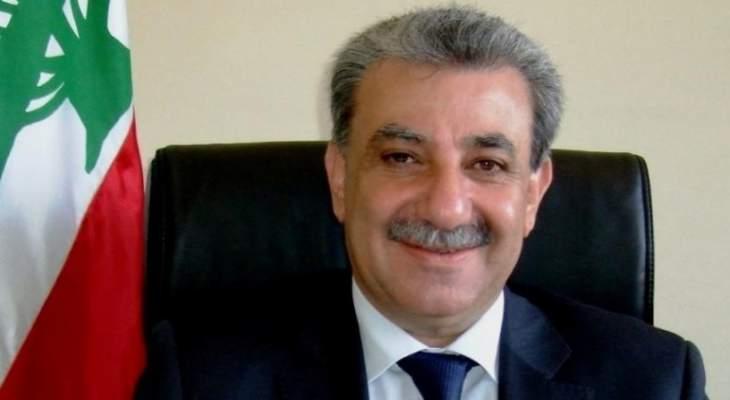 طعمة أمل ان يكون تشكيل الحكومة الجديدة على مستوى توقعات اللبنانيين