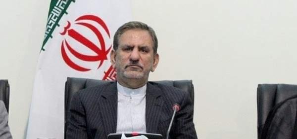 جهانغيري: ليس من مصلحة اميركا التورط في حرب مع ايران