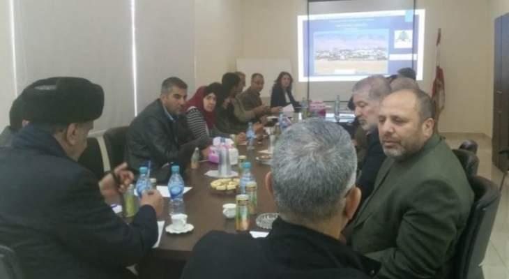 إتحاد بلديات الهرمل أعلن عن مشروع معمل فرز النفايات في القضاء