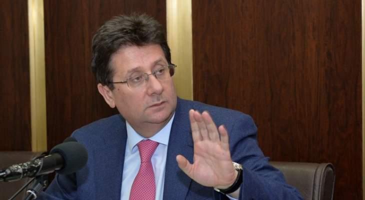 كنعان: ليقم المجلس النيابي بدوره الرقابي بعيداً من المزايدات