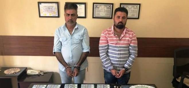 مفرزة بيروت القضائية تلقي القبض على مشتبه بهما بأعمال نصب واحتيال