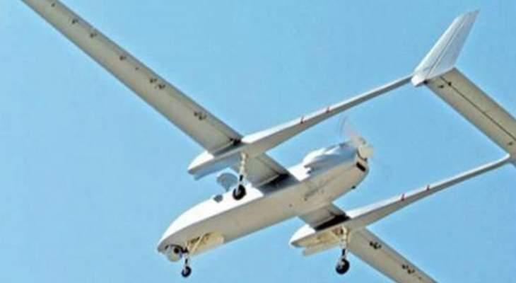 النشرة: طائرة استطلاع اسرائيلية تحلق فوق منطقة النبطية