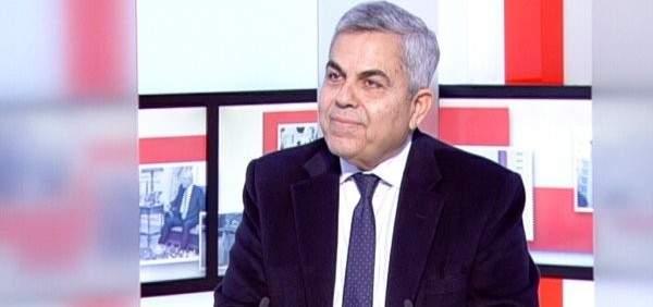 حكمت ديب: لا حل الا عبر مساعدة الحريري في تشكيل حكومة وحدة وطنية