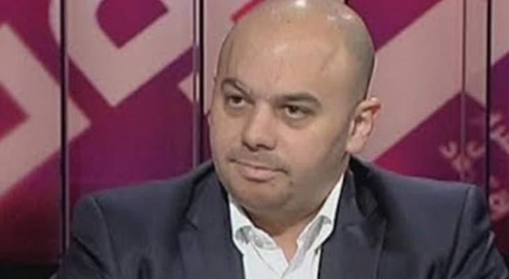 جاد داغر: مسلسل توقيف الاسمر وصل لدرجة خطيرة ويجب المطالبة باطلاق سراحه