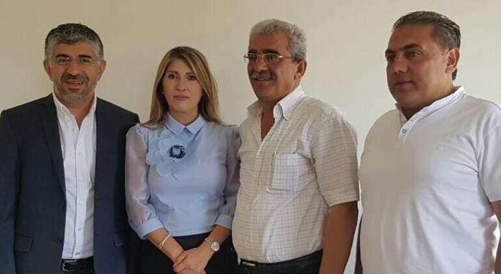 إنتخاب غازي عواد رئيسا لاتحاد بلديات جرد الضنية