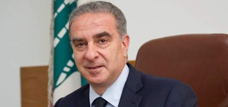 فرعون استنكر اعتداء طرابلس: آمل أن نتجاوز المحنة وأن ينهض لبنان من أزمته
