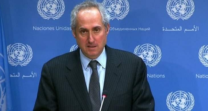 الأمم المتحدة:توفير 30 مليون دولار لدعم اللاجئين الفلسطينيين بشكل عاجل