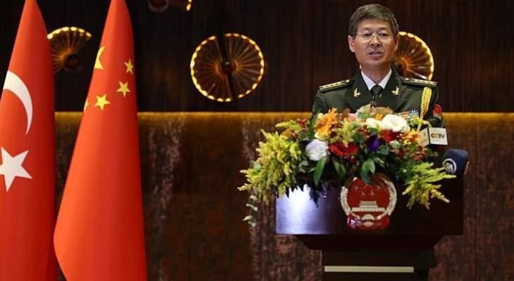 مسؤول صيني: 37 ألف عسكري شاركوا خلال العقود الثلاثة الأخيرة بعمليات سلام