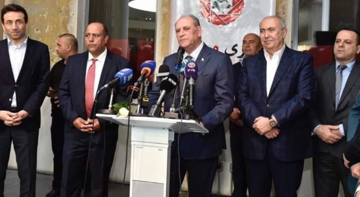 جمال الجراح: في مثل هذا اليوم سقط لبنان في فخ مؤامرة تدميره