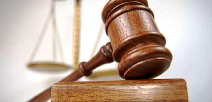 صادر تابع تحقيقاته في ملف جريمة بتدعي وأحاله إلى النيابة العامة التمييزية