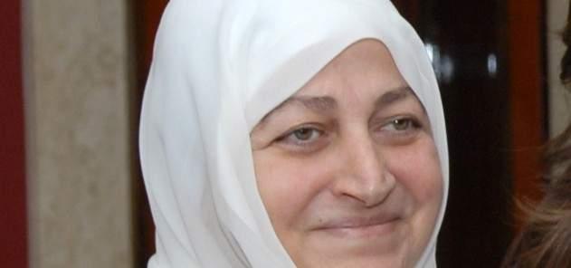 بهية الحريري التقت عضو المجلس الأعلى لطائفة الروم الكاثوليك سليم الخوري