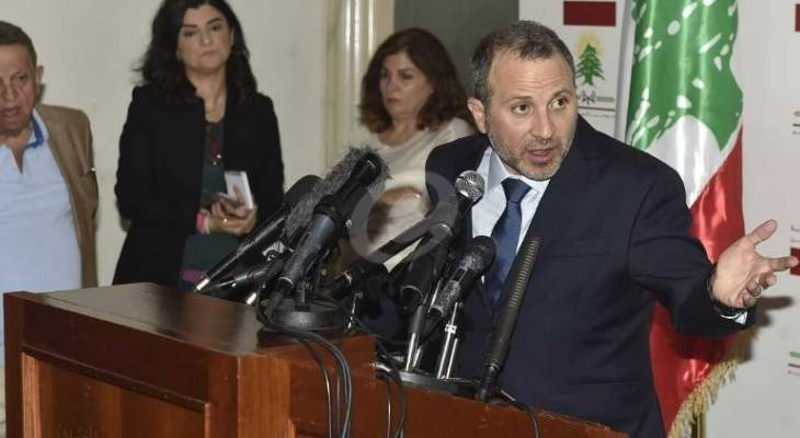 مدير مكتب باسيل: مفوضية اللاجئين ستشجع عودة النازحين السوريين دون التسويق لها