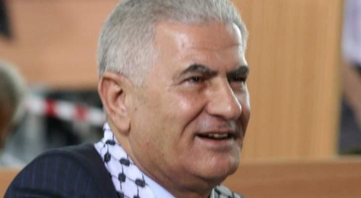 عباس زكي: نحن ضد أي عدوان أجنبي على أي بلد عربي