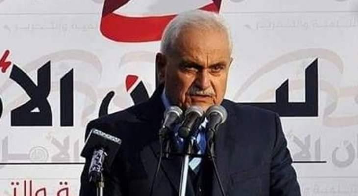 عسيران: لن نرضى بعد اليوم ان نسمع كلاما يقول عن ربح وخسارة في لبنان