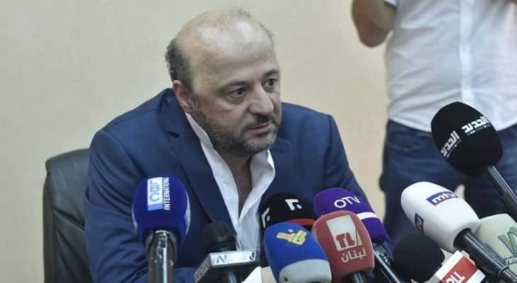 الرياشي بحث مع مدير الاذاعة الاردنية في التعاون الاعلامي بين البلدين