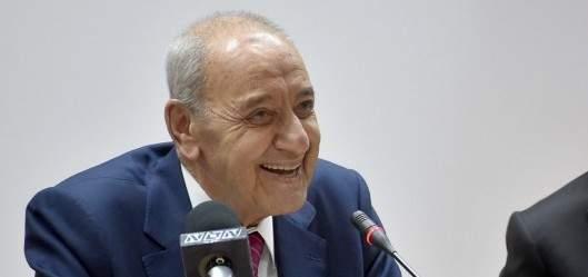 بري: لم أحضر إلى بغداد من أجل مصلحة لبنانية بل لمصلحة العراق السياسية
