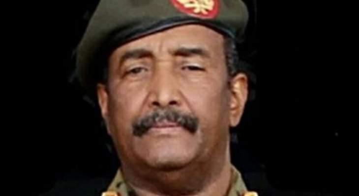 المجلس العسكري السوداني يعلن عن تشكيلته الجديدة برئاسة عبد الفتاح البرهان