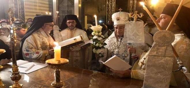 الطوائف المسيحية في سوريا التي تتبع التقويم الغربي احتفلت بعيد الفصح