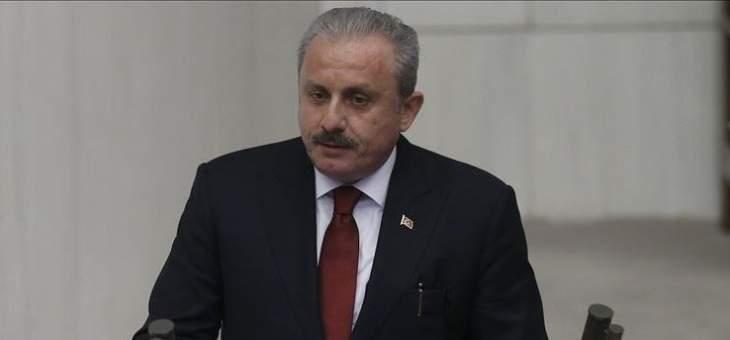 شنطوب رحّب بتجديد البرلمان التونسي ثقته بالغنوشي: نرغب بتعزيز العلاقات الثنائية