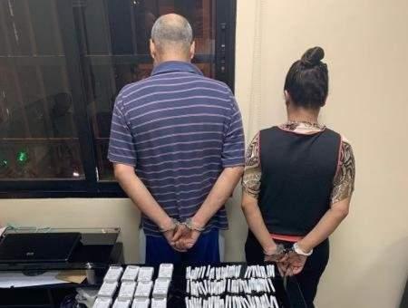 قوى الأمن: توقيف مروجي مخدرات ينشطون في حرش تابت وضبط كمية منها بحوزتهم