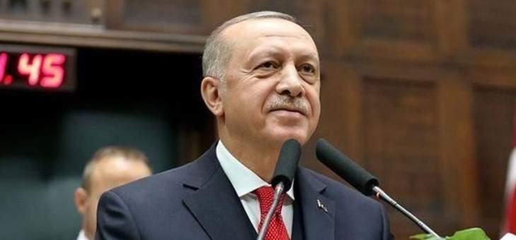 اردوغان: حفتر فر هاربا من مفاوضات موسكو وسنلقنه درسا إن واصل اعتداءاته