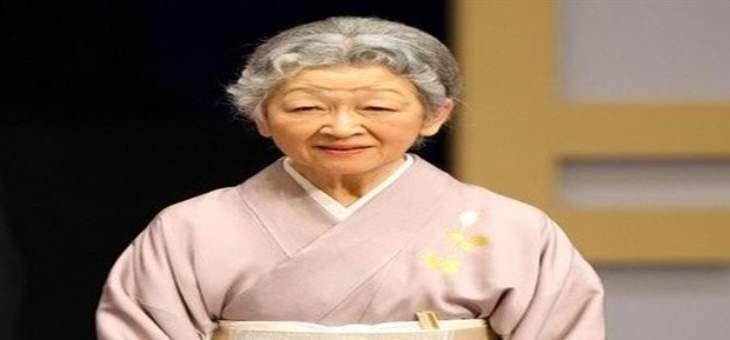 إصابة إمبراطورة اليابان السابقة بسرطان الثدي