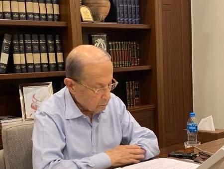 الرئيس عون اتصل بالملك عبدالله مؤكدا التضامن ومتمنيا دوام الاستقرار في الاردن