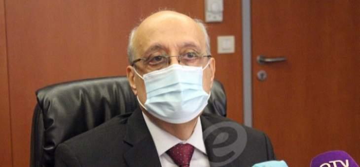 أبو شرف: وفاة 10 أطباء بسبب كورونا ويجب أخذ الأمور بجدية أكبر من قبل المواطنين بالدرجة الأولى