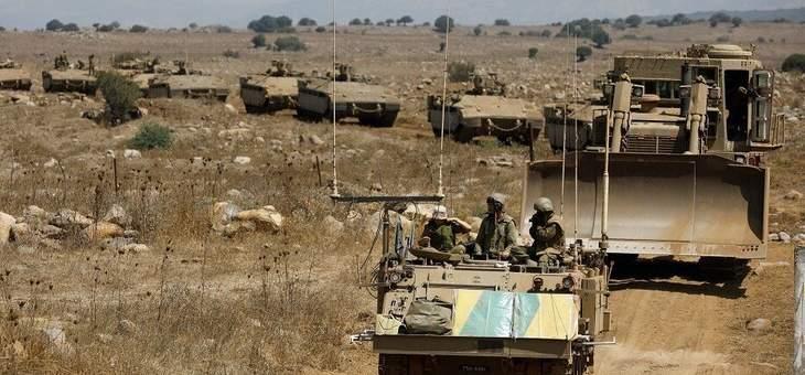 جيش إسرائيل يطلب من سكان المستوطنات قرب حدود لبنان التزام منازلهم